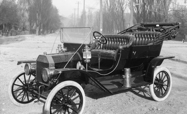 Tin Lizzy, Ford Model T
