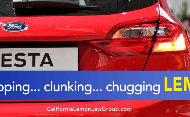 Ford Focus and Fiesta Lemon Lawsuit, California Lemon Law Attorney