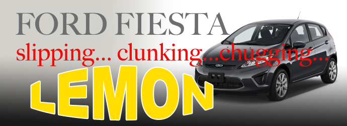 Ford Fiesta transmission lemon law, case