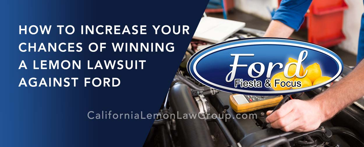 Ford Focus and Fiesta Lemon Lawsuit