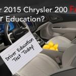 Is Your 2015 Chrysler 200 A Lemon?