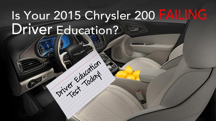 Chrysler 200, 9 speed transmission, lemon law, nine-speed