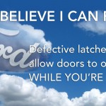 Ford's Defective Door Latches May Cause Doors to Open While Driving!