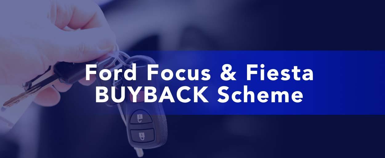 Ford Focus, Fiesta dealer buyback offer