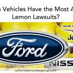 Lemon Law Alert: Ford, Nissan and Jeep/Chrysler Transmissions