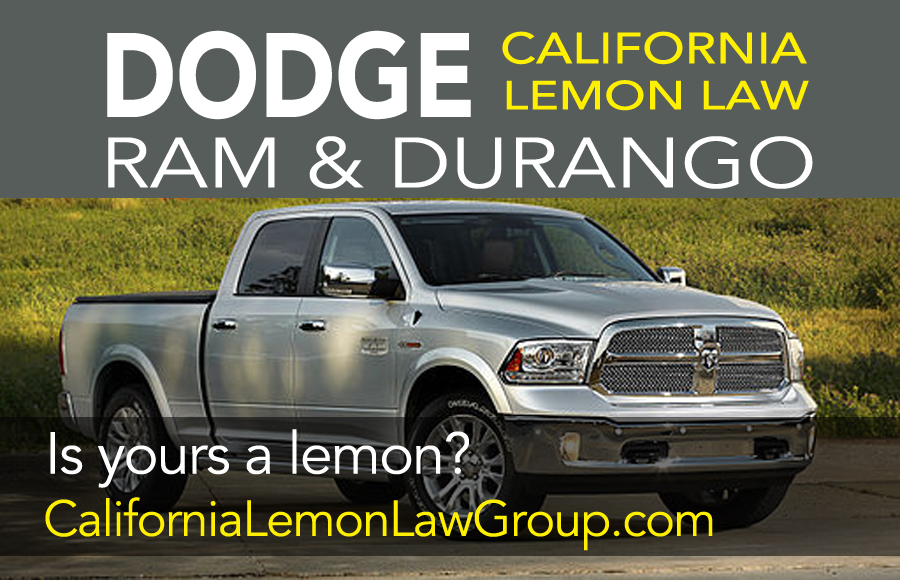 Dodge Ram Pickup Transmission Problems Lemon Law Alert