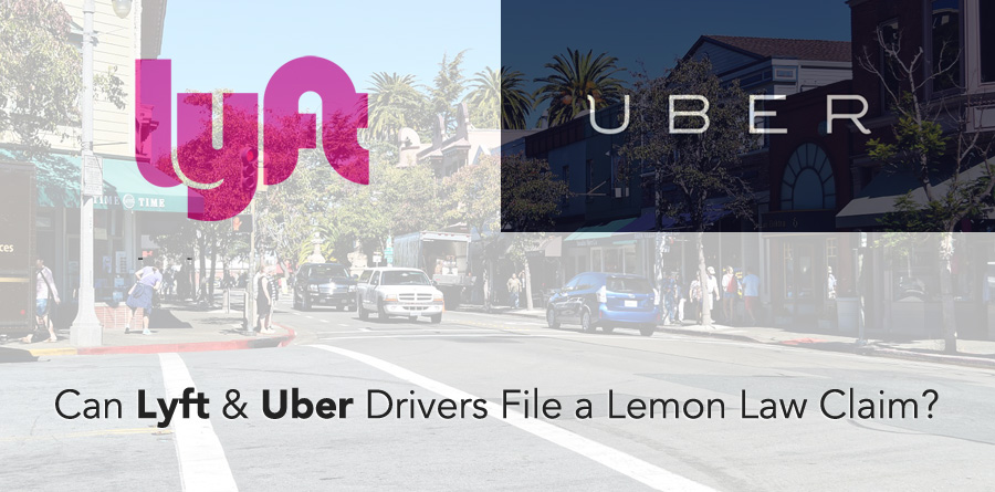 Uber, Lyft, California Lemon Law