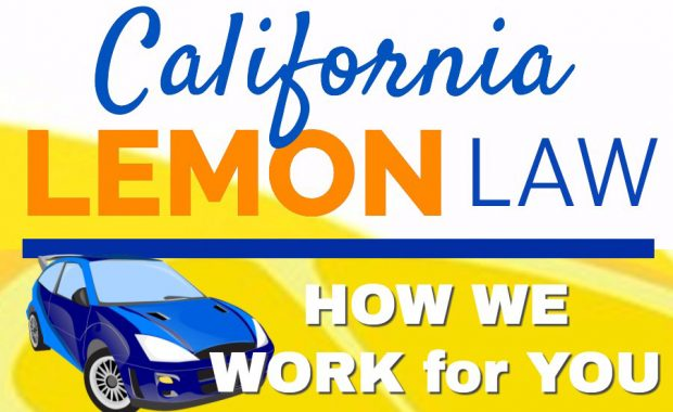 California Lemon Law, lemon law remedies