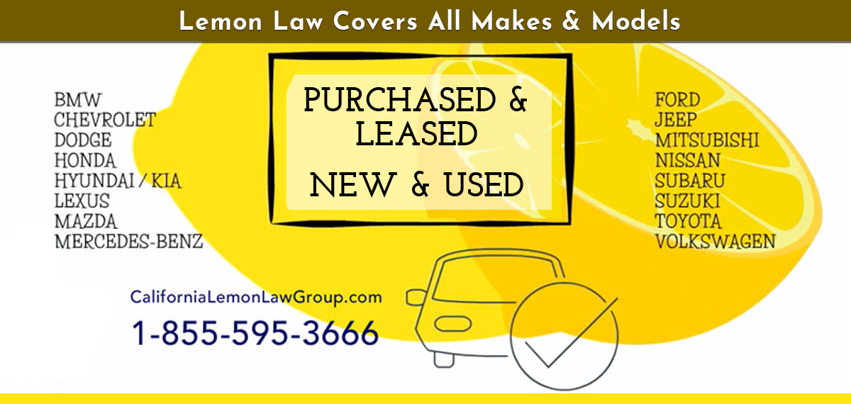 Free Lemon Law Services, California residents, Lemon Law Attorney, San Diego