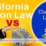 auto defects lemon car, lemon lawsuit