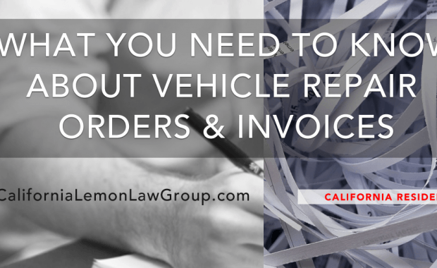 prove your car is a lemon, California Lemon Law expert attorney