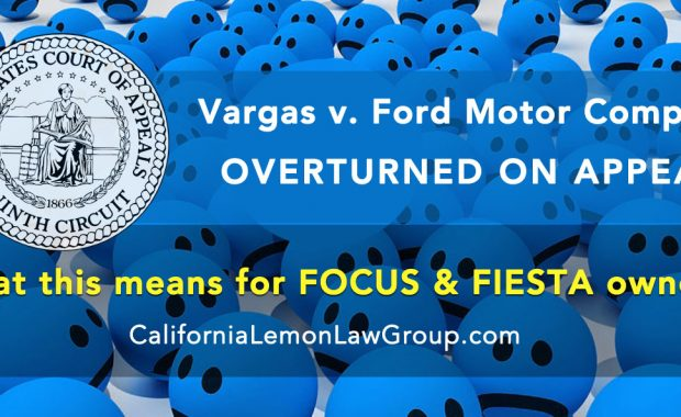 Ford Class Action Settlement Appealed