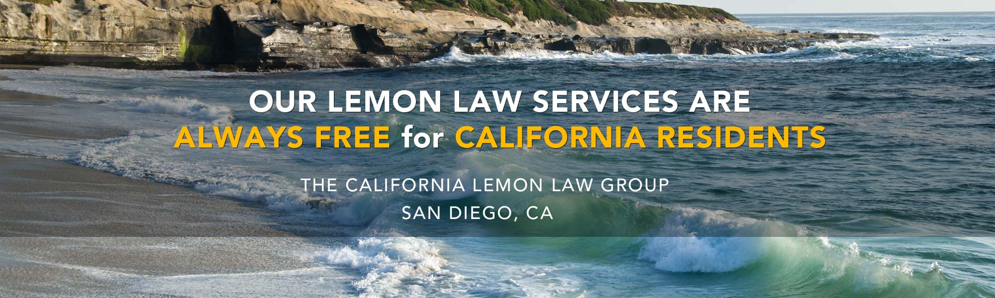 San Diego Lemon Law Attorney