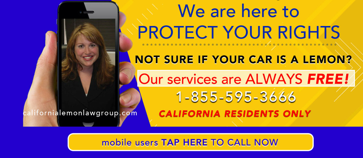 tap to call California Lemon Law Group, Inc.