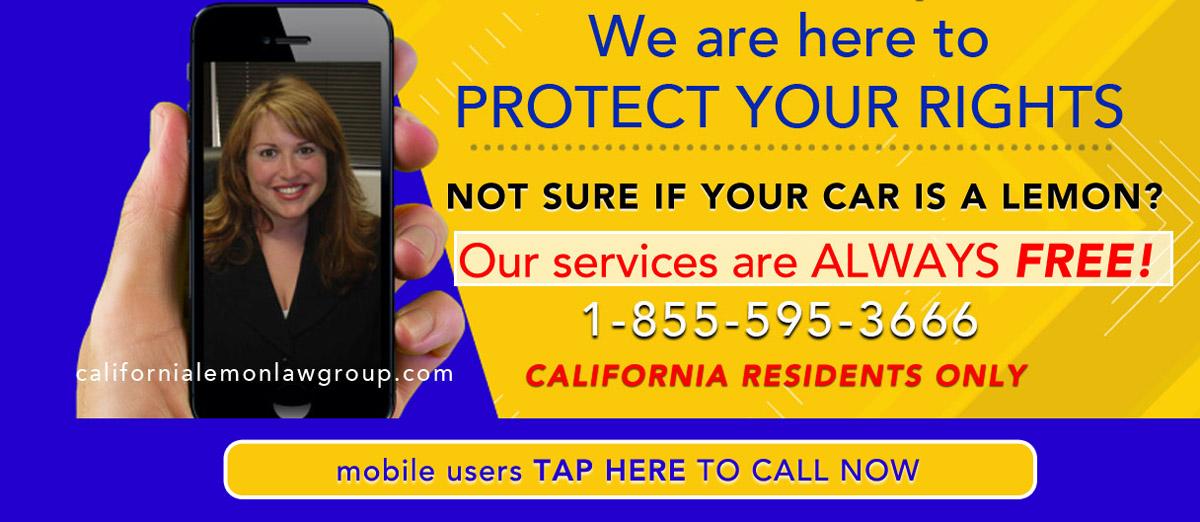 tap to call California Lemon Law Group, Inc.
