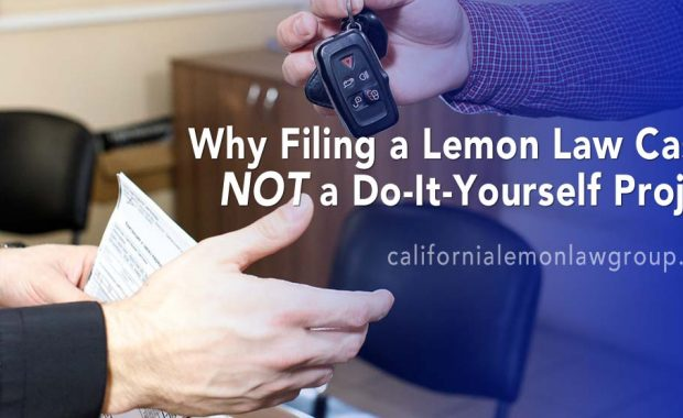 Top Reasons to NOT File a Lemon Law Case